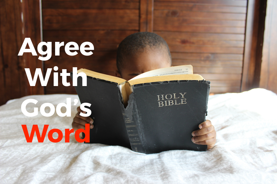 Coming Into Agreement With Gods Word Friday Night Sermon The